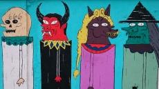Street art San Jose